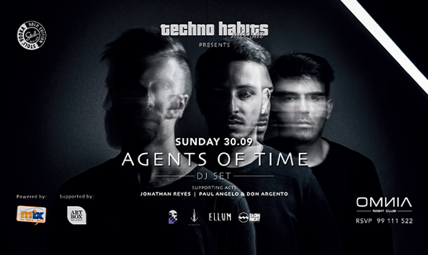 PHOTO GALLERY | AGENTS OF TIME