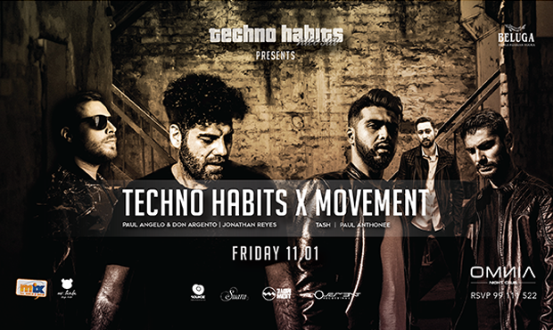 PHOTO GALLERY | TECHNO HABITS X MOVEMENT