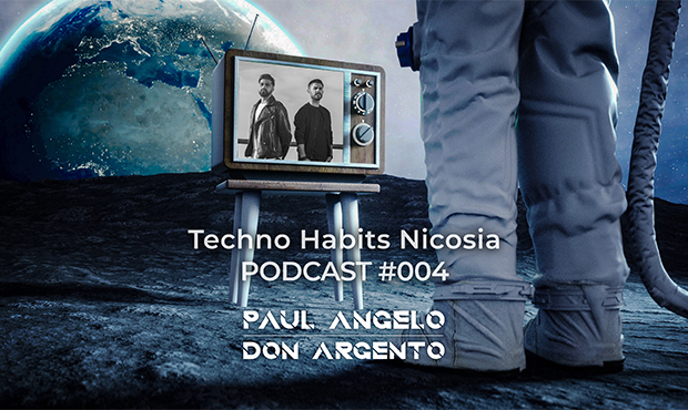PODCAST | 004 PAUL ANGELO & DON ARGENTO