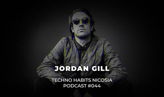 PODCAST | 044 JORDAN GILL